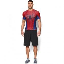 Kompresné tričko Under Armour® Alter Ego Captain America Fullsuit