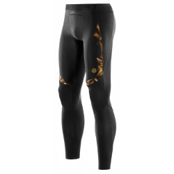 A400 Mens Gold Long Tights