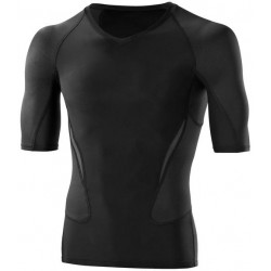 Skins Bio G400 - Golf Black Top Short Sleeve