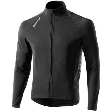 Skins Cycle  Mens Black/Graphite Wind Jacket