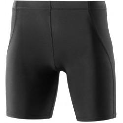 Skins A400 Womens Black/Silver Shorts