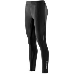 Skins Bio A200 Womens Black/Black Long Tights