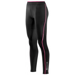 Skins Bio A200 Womens Black/Pink Long Tights
