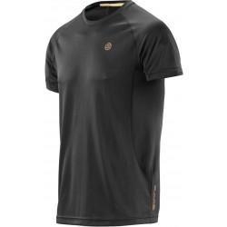 Skins NCG Mens Macro Short Sleeve Tee Black c9c886572f
