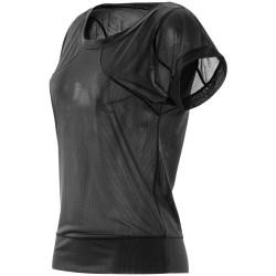 Skins NCG Womens Mission Short Sleeve Tee Black