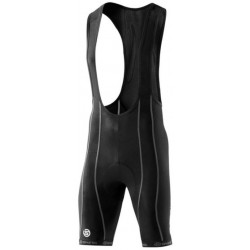Skins Cycle PRO Mens Black/Grey Bib Shorts