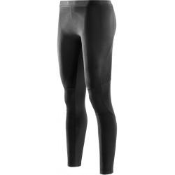Skins RY400 Womens Long Tights  Black