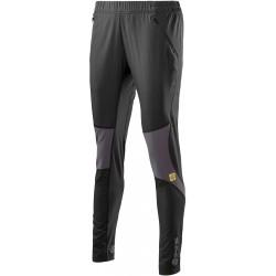 SKINS Plus Flex Womens Tapered Jogger Black/Dove Grey