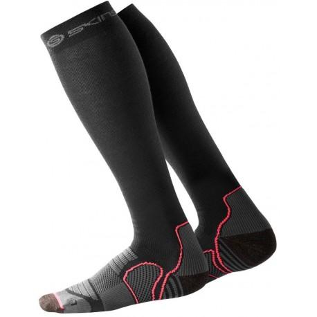 Skins Essentials Womens Comp Socks Active Black/Atomic