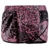 Skins Activewear System Run Womens Short 2 Inch Stardust Flamingo