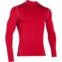 Mužské kompresné tričko Under Armour ColdGear® Mock