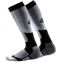 Essentials Womens Comp Socks Active Thermal Black/Cloud