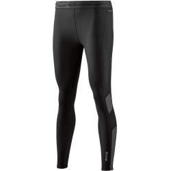 Skins DNAmic Thermal Women`s Compression Long Tights Black/Charcoal