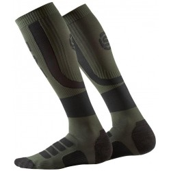 Skins Essentials Comp Socks Active Midw Black/Utility