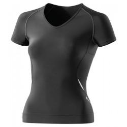 Ženské kompresné tričko Skins A400