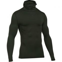 Mužské kompresné tričko Under Armour EXO ColdGear® Mock