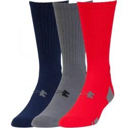 Ponožky Under Armour Heatgear Crew 3 páry