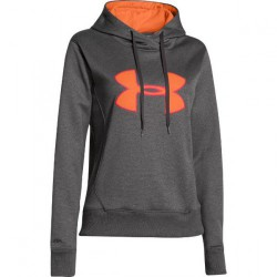 Women's Under Armour Storm Armour® Fleece Big Logo Hoodie