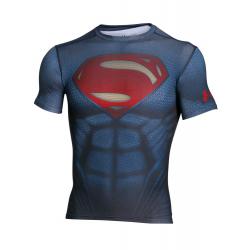 Kompresné tričko Under Armour® Alter Ego Superman Chrome