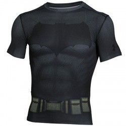 Kompresné tričko Under Armour® Alter Ego Batman 5b3ba667468