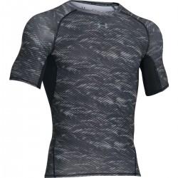 Mužské kompresné tričko Under Armour Printed HeatGear®