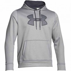 Mužská fleesová mikina Under Armour Storm Armour® Big Logo