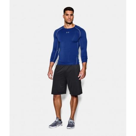 Mužské kompresné tričko s dlhým rukávom Under Armour HEATGEAR® ARMOUR
