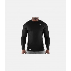 COLDGEAR® FITTED LONG SLEEVE CREW