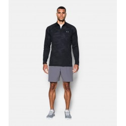 UA Tech Jacquard 1/4 Zip
