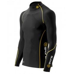 Skins Bio A200 Mužský termo vrch čierno/žltý