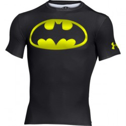 Kompresné tričko Under Armour® Alter Ego Batman