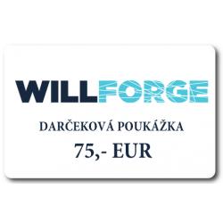 Poukážka na nákup tovaru v hodnote 75,- EUR